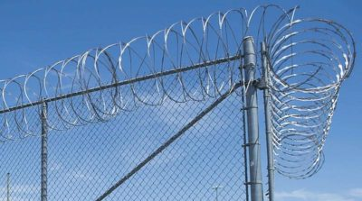 無人機闖監獄空降毒品