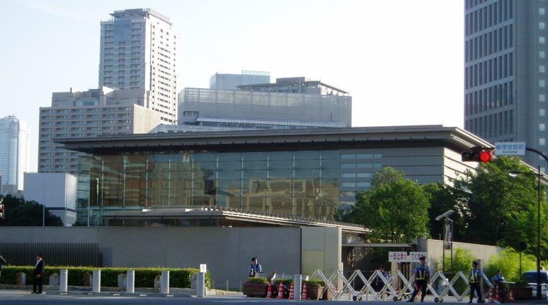 日本首相官邸