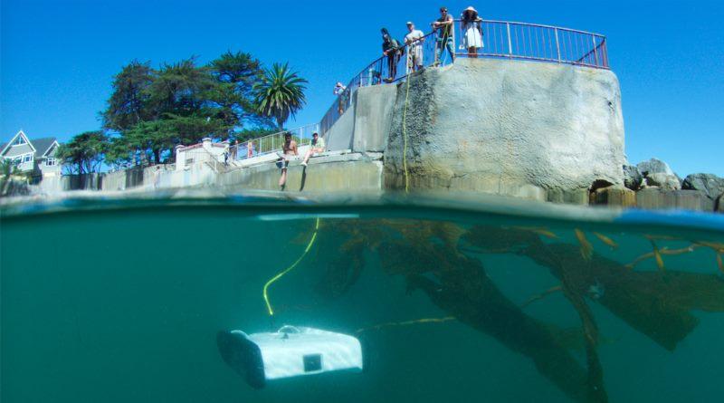 OpenROV Trident 水拍機