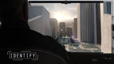 Selex ES Falcon Shield 防衛無人機系統