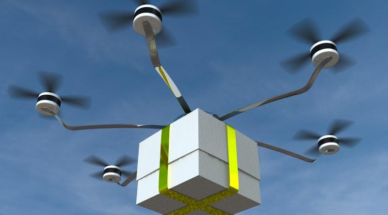 台灣合法無人機送貨機會微