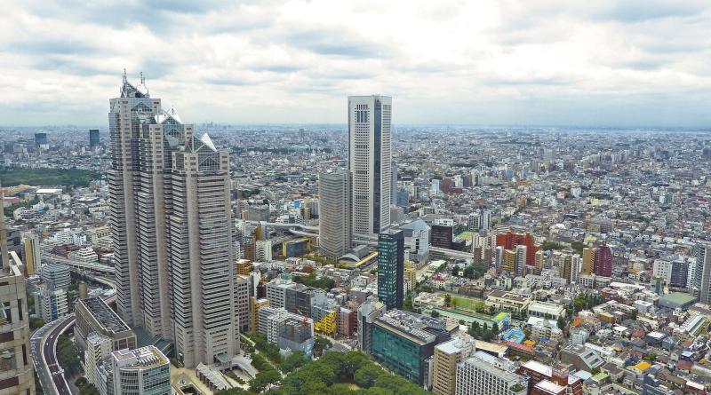 由於人口密度高,東京將成無人機禁區