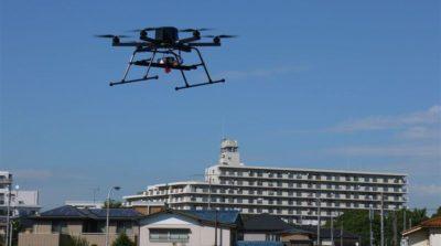 日本無人機產業裹足不前