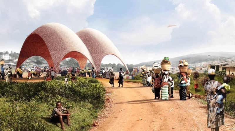 Droneport 計劃在盧旺達以無人機運送醫療設備