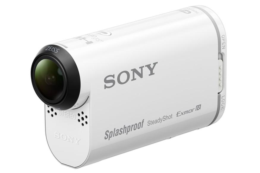 Sony AS200V 內置電子防震系統