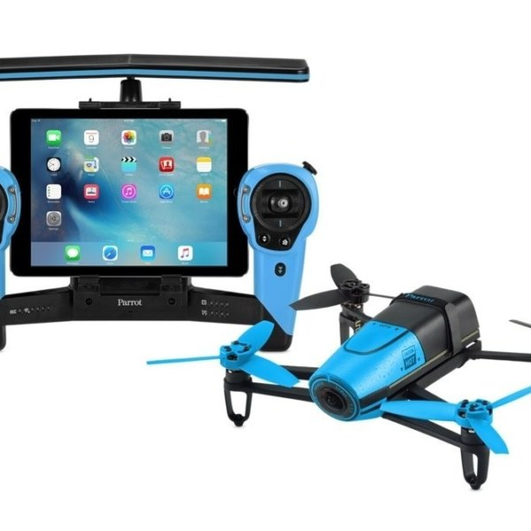 Parrot Bebop Drone and Skycontroller