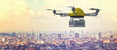 wal-mart drone