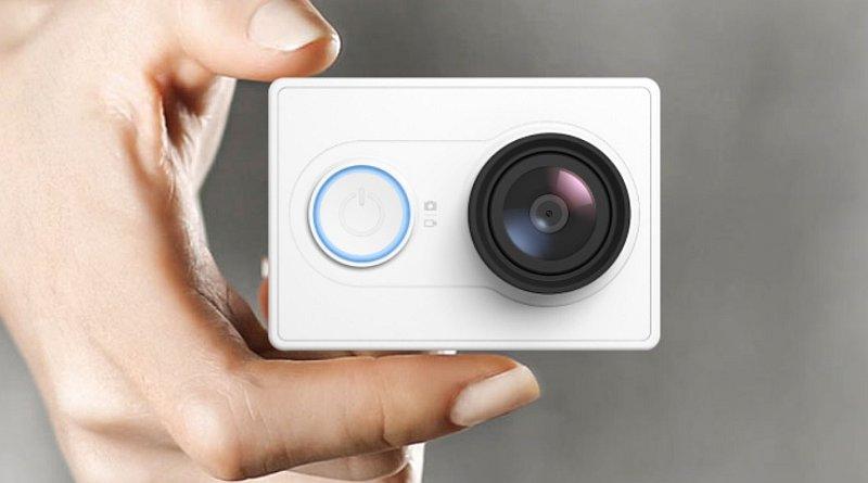 小米的小蟻運動相機