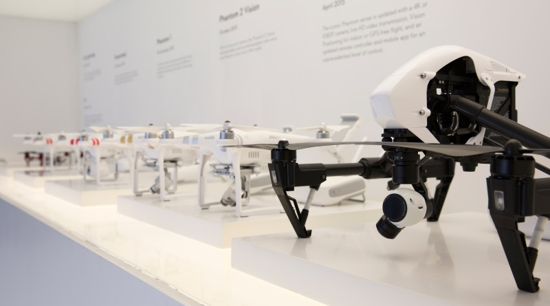 DJI(大疆)宣布「策略性小額收購」殿堂級攝影設備品牌 Hasselblad(哈蘇)