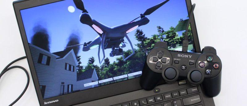 航拍模擬器《droneSim Pro》