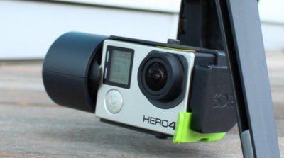 3D Robotics《Solo》app 終於支援設定 GoPro 相機