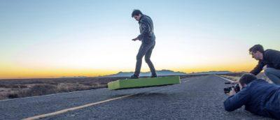 多軸機變飛行滑板 ArcaBoard