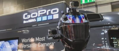 GoPro 力谷航拍機博反彈