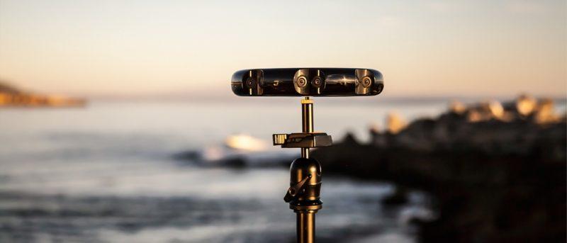 Samsung Project Beyond VR 全景攝影機