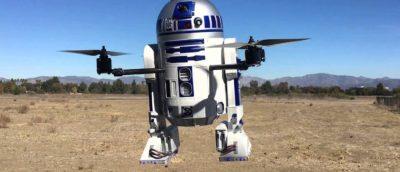 R2-D2 Drone 星球大戰無人機