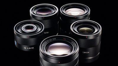 Sony E-mount 鏡王 FE 24-70mm f/2.8 G