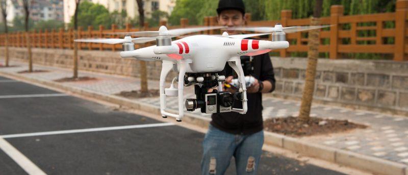 中國 12 月實施無人機新法例