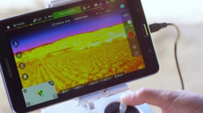 DJI 與 FLIR 推出 Zenmuse XT 熱能探測相機
