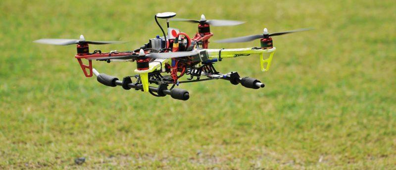 全球首個無人機機場 droneport