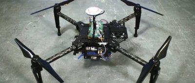 Intelligent Energy 氫燃料電池搭載 航拍機可飛足1小時