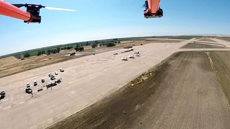 NASA 無人機交管系統首輪測試完成