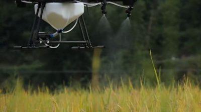 零度智控發布農業植護無人機 守護者-Z10
