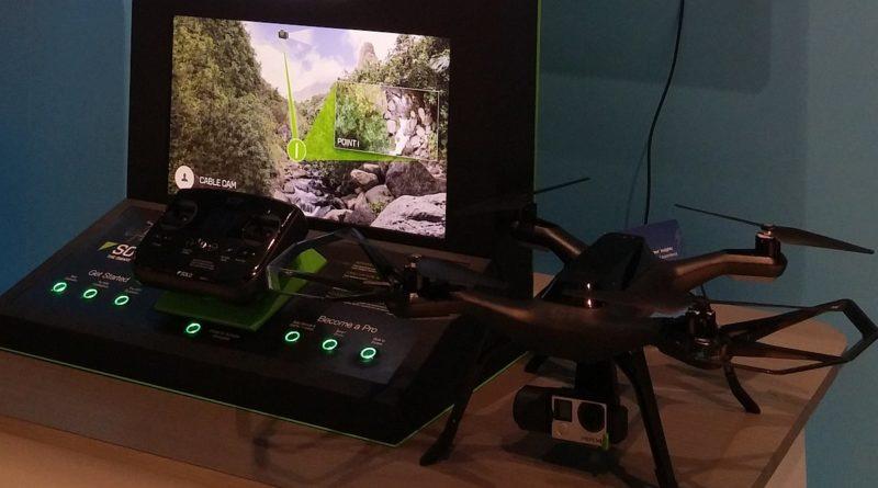 3DR Solo 後繼機沒見影 只得智能空拍軟件更新