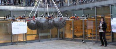 Megacopter 巨型無人機創下最高負載力世界紀錄