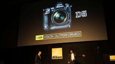 全片幅單反機王 Nikon D5 強勢降臨