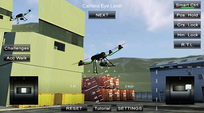 Quadcopter FX Simulator 四軸機模擬器