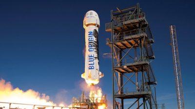 Blue Origin 火箭升空回收再升空成功了