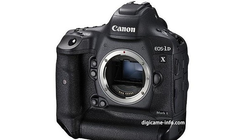 Canon EOS-1D X Mark II 實照規格流出