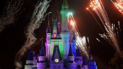 迪士尼 Flixel 無人機取代煙火