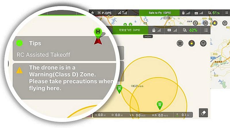 DJI Geospatial Environment Online