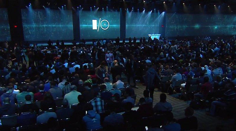 Google I/O 2016 由室內走到戶外