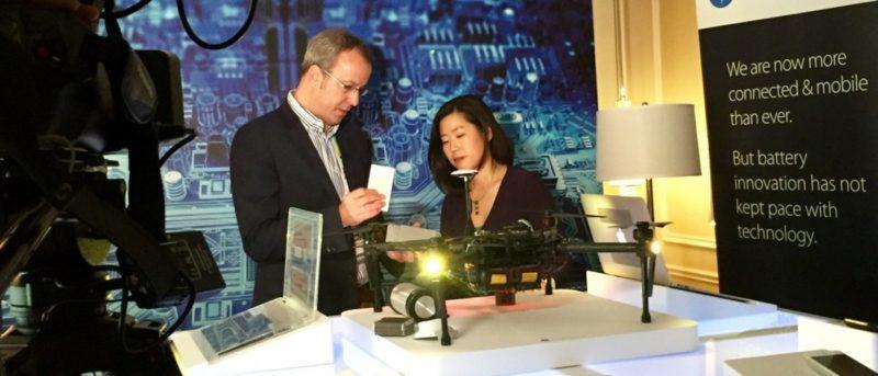 Intelligent Energy 與大型無人機製造商擬研發氫燃料電池無人機