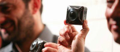 Nikon Keymission 360 運動相機亮相 CES 2016