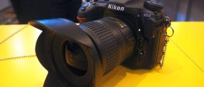 無人機適用的 APS-C 單反 Nikon D500