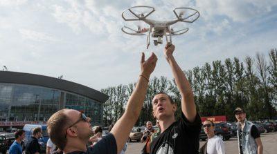 俄羅斯新法例要求 放飛入門空拍機都要兩個人