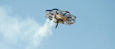 DAx8 無人機 種雲 造雨