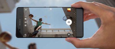 Sony Xperia X 預測混合式自動對焦技術