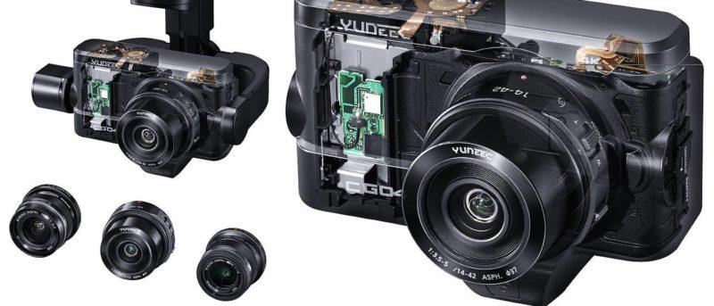 Yuneec CGO4 航拍相機