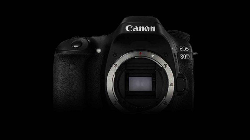 Canon EOS 80D 中階單反相機逆襲
