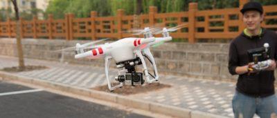 中國無人機市場