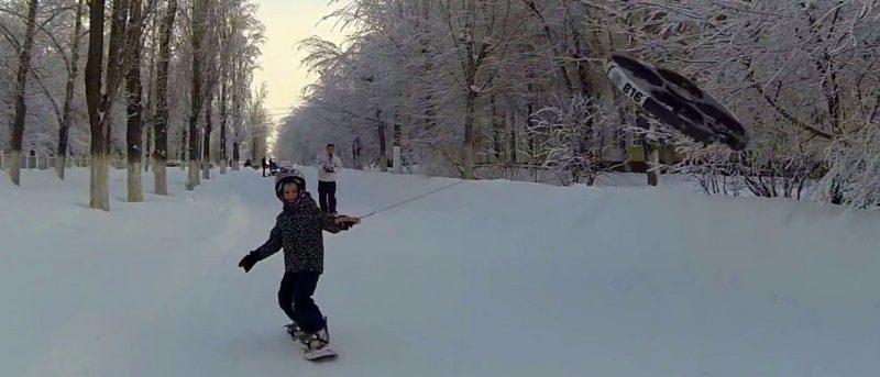 俄羅斯無人機滑板