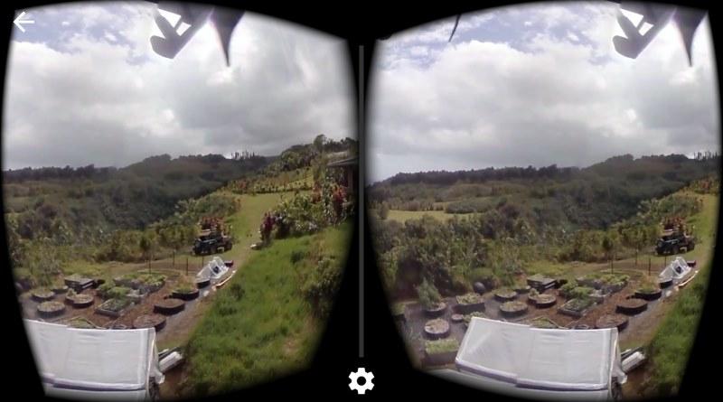 在 YouTube 搜尋 360 度全景航拍片