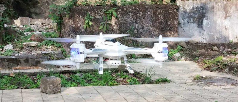 奇形 3 軸空拍機 Cheerson CX-33W