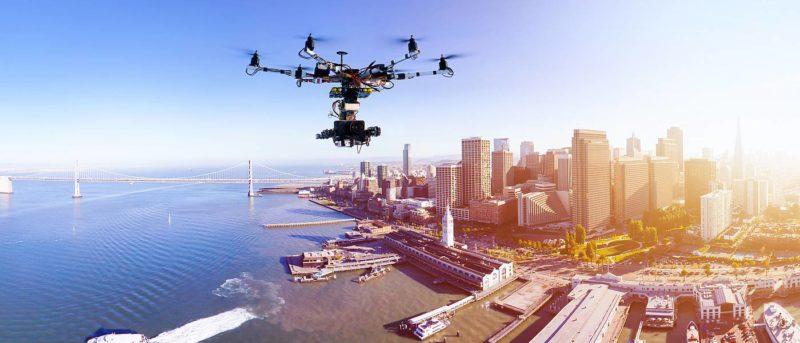 無人機飛 1.87 億年才會撞上飛機