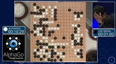 AlphaGo 第三局都贏了