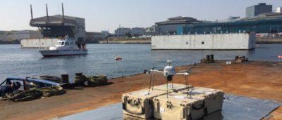 CyPhy Works 航拍機 PARC 可拍攝 3 公里以外目標人物